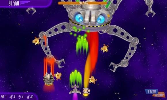 Chicken Invaders 4 Ekran Görüntüleri - 4