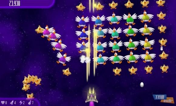 Chicken Invaders 4 Ekran Görüntüleri - 3
