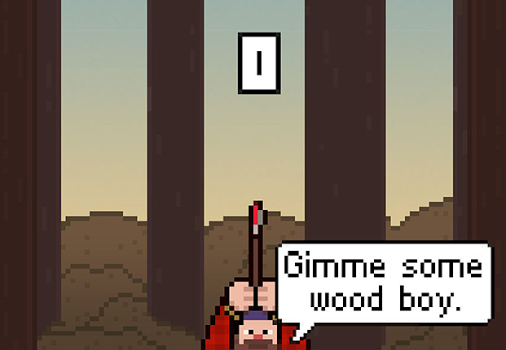 Chopping Wood With My Dad Simulator Ekran Görüntüleri - 1