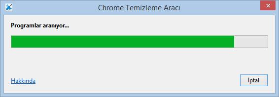 Chrome Cleanup Tool Ekran Görüntüleri - 1