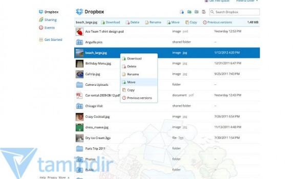 Chrome DropBox Ekran Görüntüleri - 3