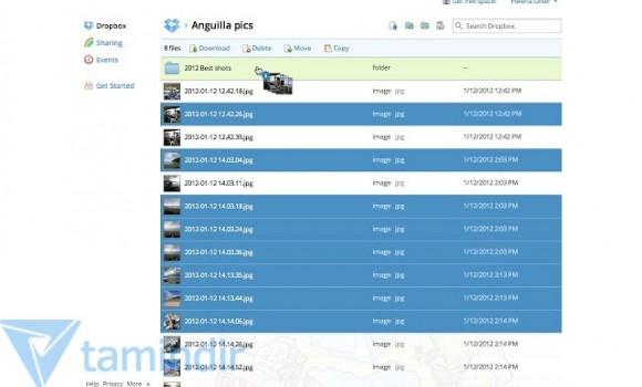 Chrome DropBox Ekran Görüntüleri - 4