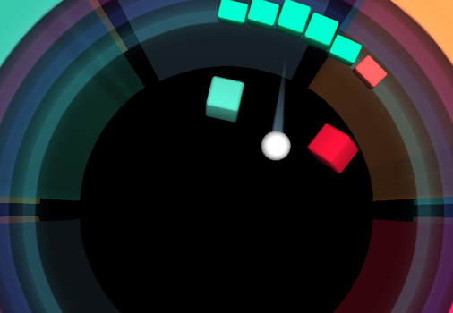 Circle Ping Pong Ekran Görüntüleri - 1