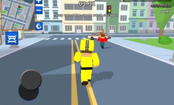 City Bricks vs Craft Taxi SIM Ekran Görüntüleri - 1