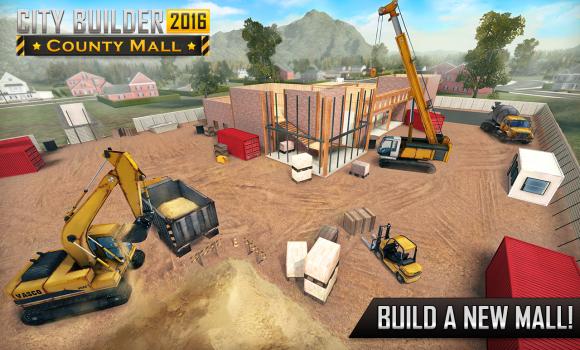 City Builder 2016: County Mall Ekran Görüntüleri - 2