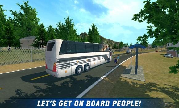 City Bus Coach SIM 2 Ekran Görüntüleri - 6