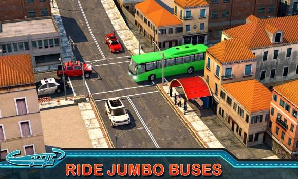 City Bus Driving Mania 3D Ekran Görüntüleri - 3