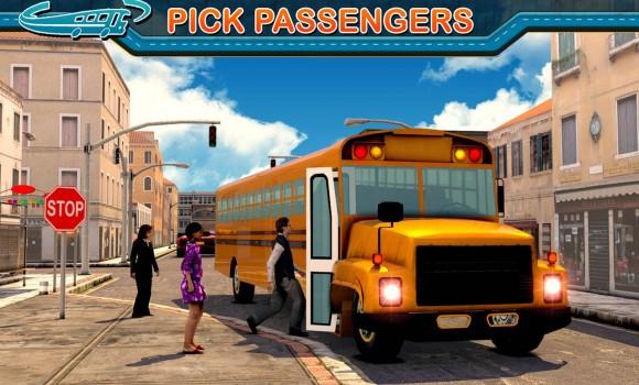 City Bus Driving Mania 3D Ekran Görüntüleri - 2