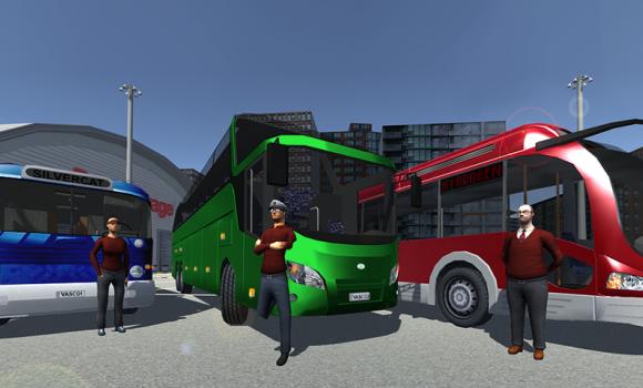 City Bus Simulator 2016 Ekran Görüntüleri - 4