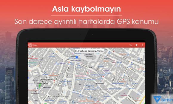 City Maps 2Go Ekran Görüntüleri - 4