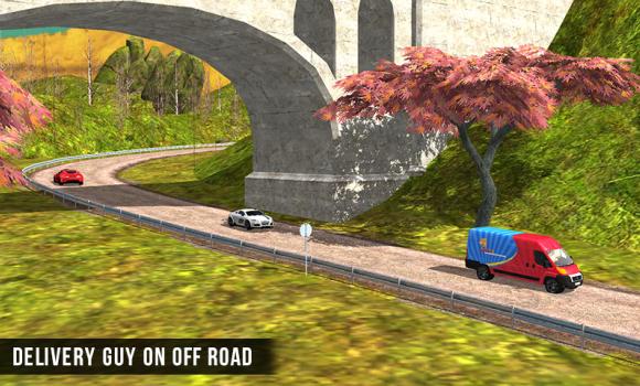 City n Off Road Delivery Van Ekran Görüntüleri - 4
