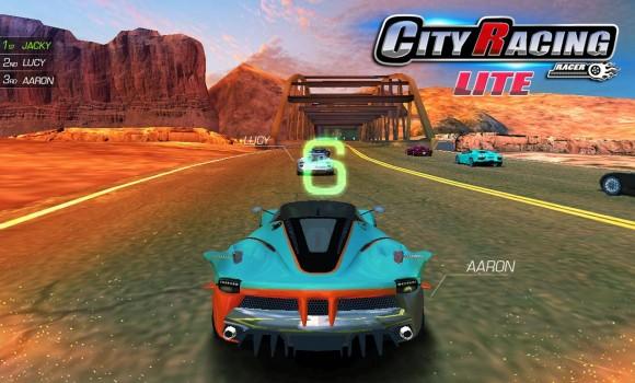 City Racing Lite Ekran Görüntüleri - 8
