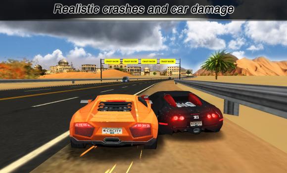City Racing Lite Ekran Görüntüleri - 6
