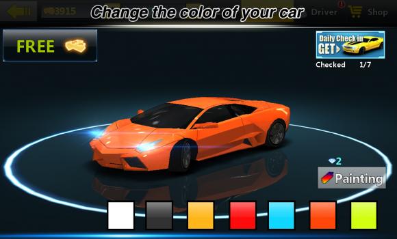 City Racing Lite Ekran Görüntüleri - 5