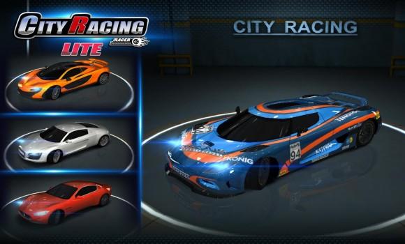 City Racing Lite Ekran Görüntüleri - 4