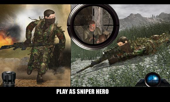 City Sniper Survival Hero FPS Ekran Görüntüleri - 2