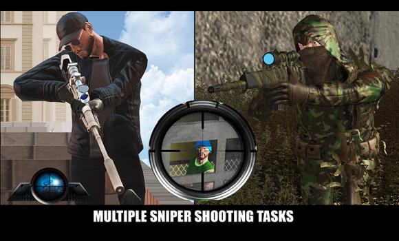City Sniper Survival Hero FPS Ekran Görüntüleri - 1