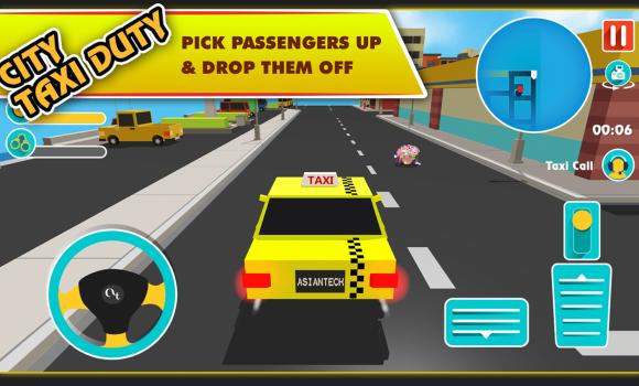 City Taxi Duty Ekran Görüntüleri - 4