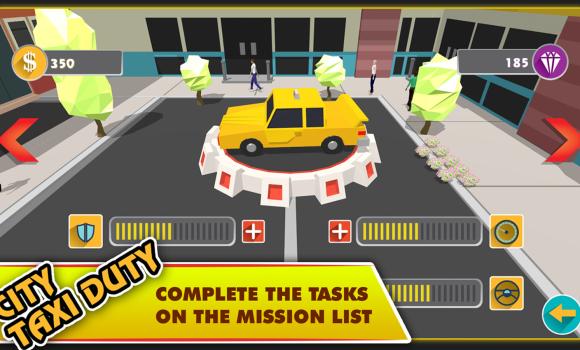 City Taxi Duty Ekran Görüntüleri - 2