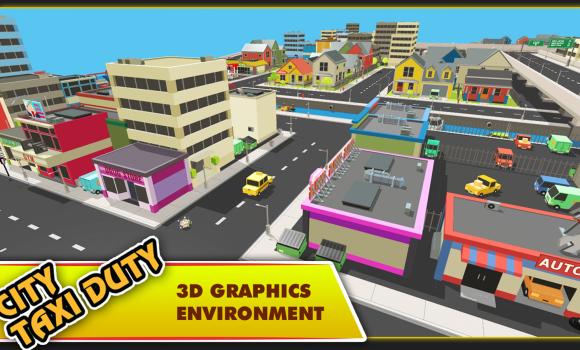 City Taxi Duty Ekran Görüntüleri - 3