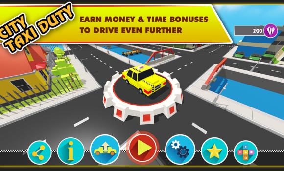 City Taxi Duty Ekran Görüntüleri - 5