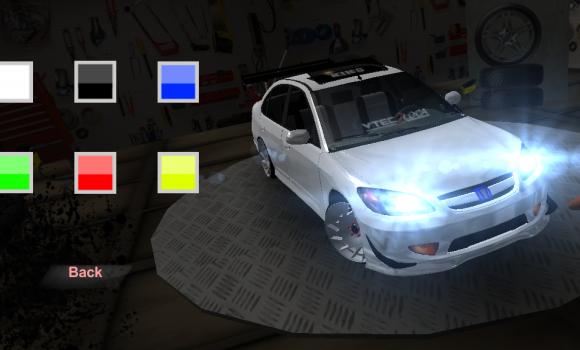 Civic Driving Simulator Ekran Görüntüleri - 6