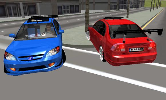 Civic Driving Simulator Ekran Görüntüleri - 4