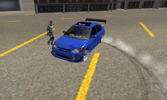 Civic Driving Simulator Ekran Görüntüleri - 1