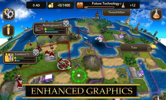 Civilization Revolution 2 Ekran Görüntüleri - 5