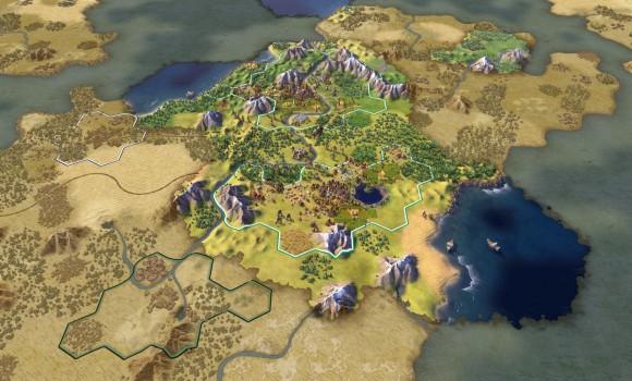 Civilization VI Ekran Görüntüleri - 1