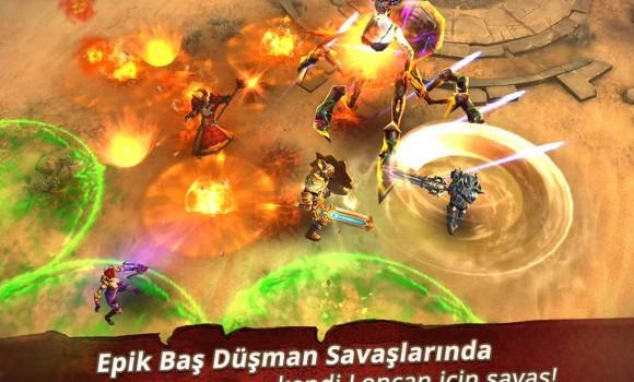 Clash for Dawn Ekran Görüntüleri - 3