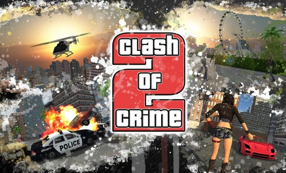 Clash of Crime Mad City War Go Ekran Görüntüleri - 1