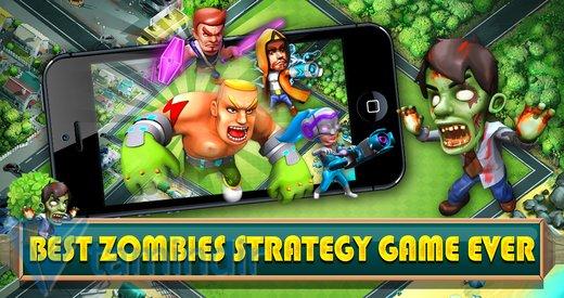 Clash of Zombies Ekran Görüntüleri - 5