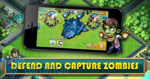 Clash of Zombies Ekran Görüntüleri - 4