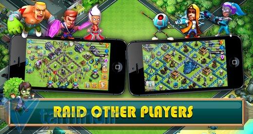 Clash of Zombies Ekran Görüntüleri - 2