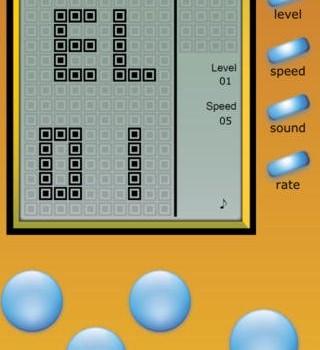 Classic Brick Game Console Ekran Görüntüleri - 2