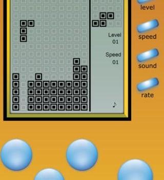 Classic Brick Game Console Ekran Görüntüleri - 1