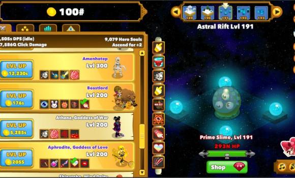 Clicker Heroes Ekran Görüntüleri - 5