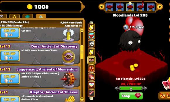 Clicker Heroes Ekran Görüntüleri - 3
