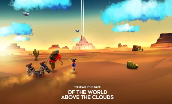 Cloud Chasers Ekran Görüntüleri - 1