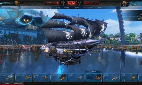 Cloud Pirates Ekran Görüntüleri - 1