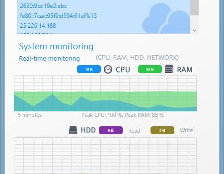 Cloudiff Monitor Agent Ekran Görüntüleri - 4