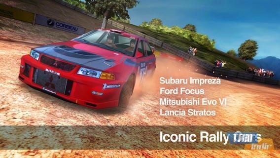 Colin McRae Rally Ekran Görüntüleri - 4