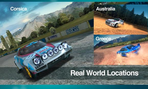 Colin McRae Rally Ekran Görüntüleri - 3