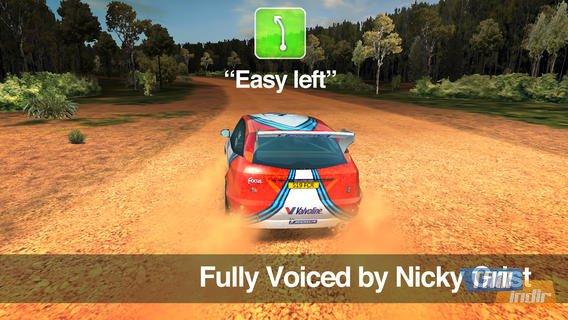 Colin McRae Rally Ekran Görüntüleri - 2