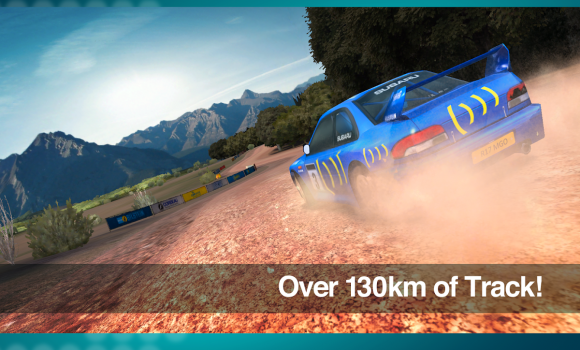Colin McRae Rally Ekran Görüntüleri - 1