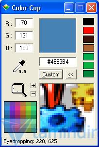 Color Cop Ekran Görüntüleri - 1