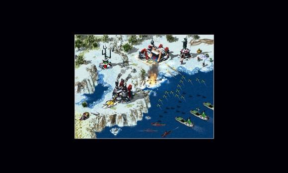Command & Conquer: Red Alert 2 Ekran Görüntüleri - 4