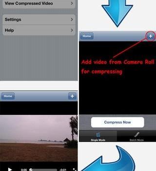 Compress Video Ekran Görüntüleri - 3