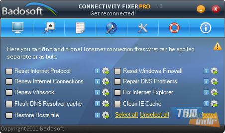 Connectivity Fixer Ekran Görüntüleri - 3